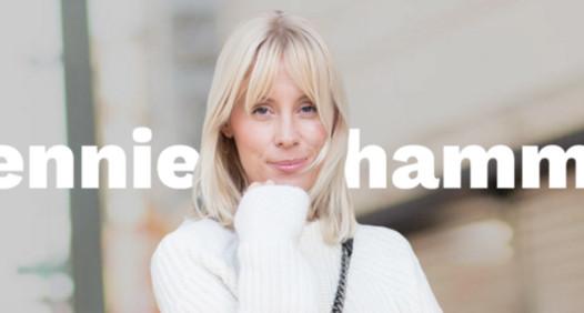 Omslagsbild för Jennie Hammar