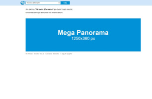 Mega Panorama 980x360