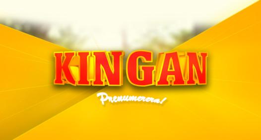 Kingan's cover image