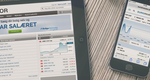 Omslagsbild för Euroinvestor
