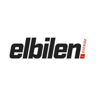 Tidningen Elbilen's logotype