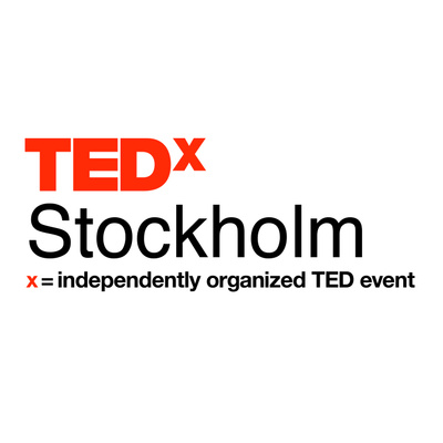 TEDxStockholm's logotype