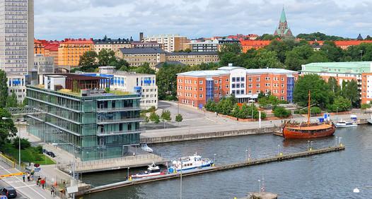 Omslagsbild för Tidningen Hammarby/Skarpnäck