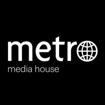 Metromediahouse.se's logotype