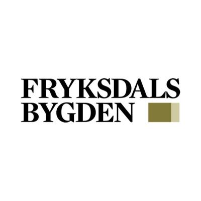 Logotyp för Fryksdals Bygden