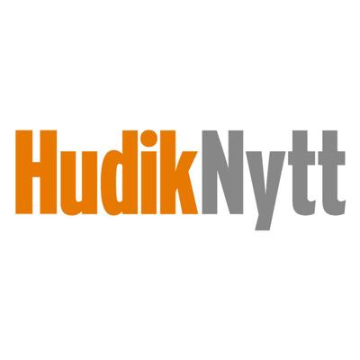 Logotyp för HudikNytt