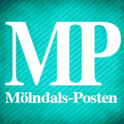 Mölndals-Posten's logotype