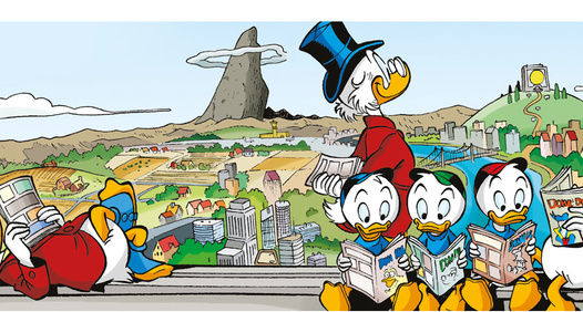 Omslagsbild för Donald Duck & Co